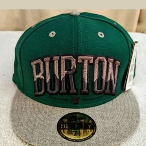 Men's New Era 59Fifty Burton Bam Fitted Cap Hat